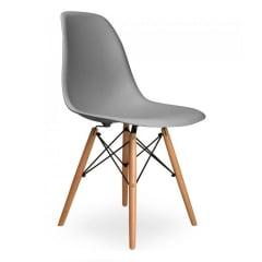 Cadeira Eiffel Wood Cinza